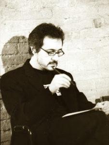 Alessandro Seri. Poeta , scrittore, presidente Adam Accademia delle Arti Macerata, direttore editoriale di Vydia editore.