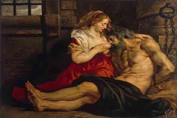 Rubens, le opere oltre i confini dell'amare