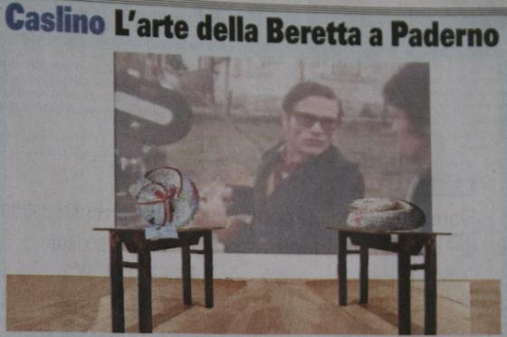 Il Giornale di Como – L'arte della Beretta a Paderno