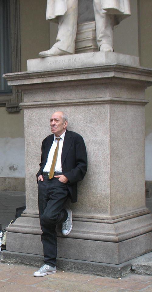 SULLA TEORIA DELLE CATASTROFI. CONVERSAZIONE CON ANTONIO CARONIA